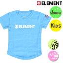 キッズ 半袖Tシャツ ELEMENT エレメント AI025-308 (90cm〜160cm) FX2 E22