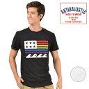 メンズ 半袖 Tシャツ ANTIBALLISTIC アンティバルリスティック 181AN107003 FF1 G2