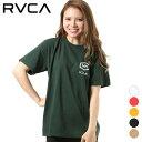 RVCA ルーカ レディース 半袖 Tシャツ AJ043-240 ビッグシルエット GG2 E13