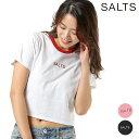 ショッピング2012 SALTS ソルツ レディース 半袖 Tシャツ S901GDT05 ムラサキスポーツ限定 GG2 F20