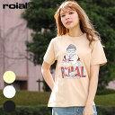 roial ロイアル R001GST01 レディース 半袖 Tシャツ HH1 C14