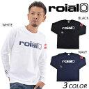 メンズ 長袖 Tシャツ roial ロイアル TS551 DD3 H10