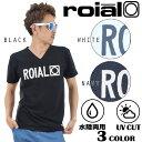 SALE セール 50%OFF メンズハイブリッド半袖Tシャツ 水陸両用 roial ロイアル HTS12 DD1 E3