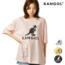 KANGOL カンゴール レディース 半袖 Tシャツ KGSA-NN1911 GG1 E8 【返品不可】