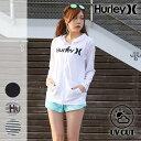 SALE セール 50 OFF レディース ラッシュガード Hurley ハーレー GKHZLY63 F1S E15 【返品不可】