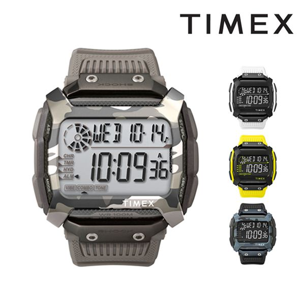 送料無料 時計 TIMEX タイメックス Command コマンド TW5M18200-500 国内独占販売モデル FF F6