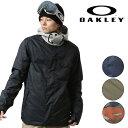 OAKLEY オークリー スノーボードウェア メンズ スノーボード ウェア ジャケット DIVISI...