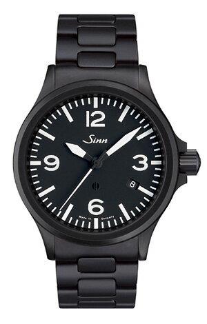 メンズ 腕時計 自動巻 ドイツ ジン856.B.S正規品 並行輸入品 Sinn 送料/き手数料無料smtb-ms