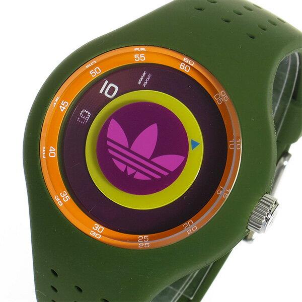 アディダス 腕時計   ADH3060 ADIDAS イプスウィッチ オリジナルス ユニセックス クオーツ カーキ き手数料無料