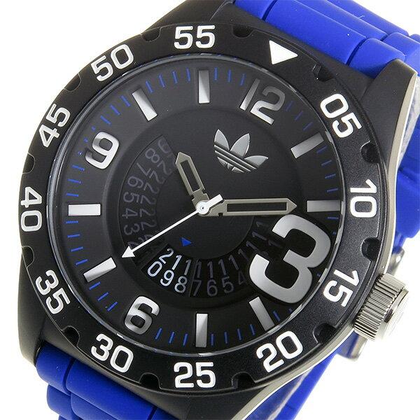 アディダス 腕時計 オリジナルス 男女兼用 ADH3112  ADIDAS   ニューバーグ クオーツ ブラック ORIGINALS 送料き手数料無料smtb-ms