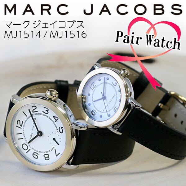ペアウォッチ マーク ジェイコブス MARC J...の商品画像