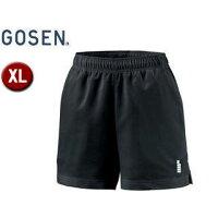 GOSEN/ゴーセン PP1601 レディース ハーフパンツ 【XL】 (ブラック)の画像