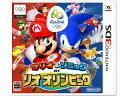 任天堂 マリオ&ソニック AT リオオリンピックTM 【3DS】