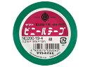 YAMATO/ヤマト ビニールテープ 19mm 緑 NO200-19-4 幅19mm×長10m