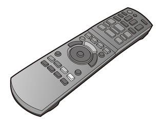 Panasonic/パナソニック 【納期3月末以降】ブルーレイ/DVDレコーダー「DIGA」用リモコン N2QAYB000686