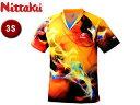 Nittaku/ニッタク NW2162-60 スカイマジカルシャツ 【3S】 (イエロー)