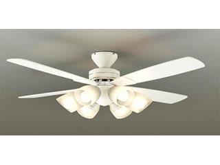 【薄型】【軽量】【LED】シーリングファンライト『ホワイト白色』AS-320KJ