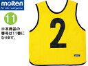 樂天商城 - molten/モルテン GB0013-Y-11 ゲームベスト (黄) 【11番】