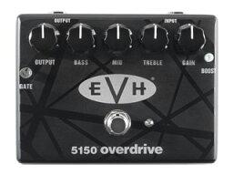 【nightsale】 Jim Dunlop/ジム ダンロップ MXR EVH5150 【エディ・<strong>ヴァン・ヘイレン</strong> 】ハイゲイン オーバードライブ 【EVHEP】