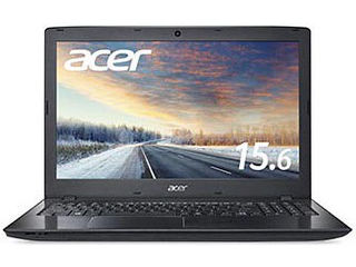 Acer/エイサー 15.6型ノートPC Travel Mate/トラベルメイト TMP259G2M-A58UL6