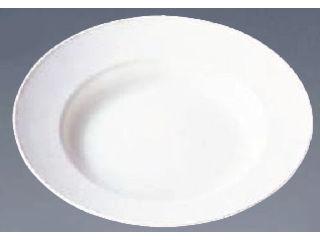 ENTEC/エンテックポリプロピレン食器白スープ皿/1716W