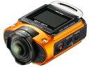 楽天ムラウチ【お得なセットもあります!】 RICOH/リコー RICOH WG-M2(オレンジ) ハイスペックアクションカメラ