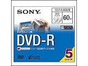 SONY/ソニー ビデオカメラ用DVD-R 5DMR60A