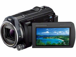デジタルビデオカメラ「HDR-PJ630V」