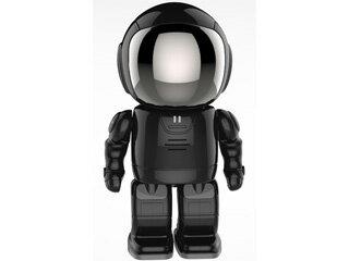 AUDUBE/アドビ ネットワークカメラ スマートカメラロボット セキュリティロボット FG-SECCAM01-BK ブラック