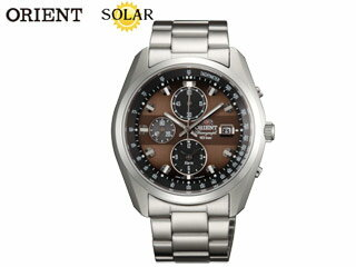 ORIENT/オリエント 【WV0041TY】 オリエント 腕時計 ソーラー クロノグラフ NEO70'S Horizon 【MENS/メンズ】