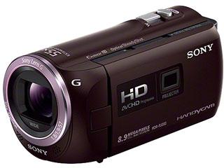 デジタルビデオカメラ「HDR-PJ390」