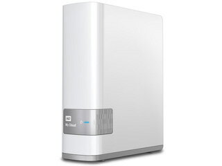 WESTERN DIGITAL/ウエスタンデジタル LAN接続ハードディスク パーソナルクラウドストレージ NAS WD Cloud 2TB WDBAGX0020HWT-JESN