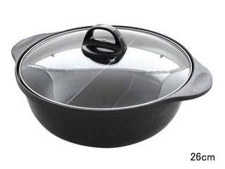 杉山金属 火鍋風仕切り鍋