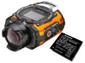 【スペア電池set】 RICOH/リコー 【純正スペア電池セット】RICOH WG-M1(オレンジ)+DB-65 純正バッテリーセット 【wgm1set】