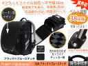 2016〜17年度継続モデル男の子用ランドセル KMW 【harnessel/ハネッセル】KM-1501(ブラック×ブルーステッチ)
