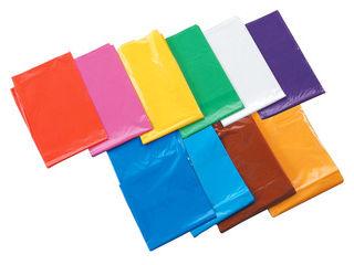ArTec/アーテック赤カラービニール袋(10枚組)(045530)