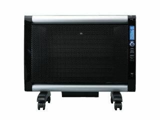 【在庫品限り】AJ-P10DC(K)加湿機能搭載パネルヒーター【AJシリーズ】ピアノブラック
