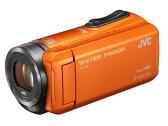 【お得なセットもあります】 JVC/Victor/ビクター GZ-R300-D(オレンジ) Everio/エブリオ 【送料代引き手数料無料!】