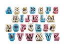 TIGERCROWN/タイガークラウン PSクッキー抜型アルファベット1733/(26ヶ入) 【valentine2016】