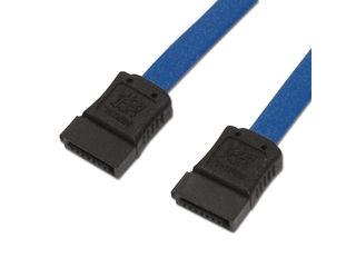 ainex/アイネックス シリアルATAケーブル ブルー SAT-3004BL 40cm