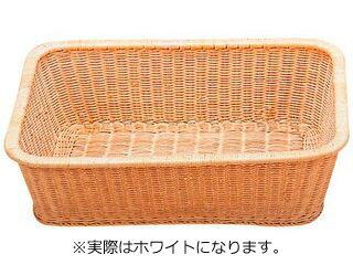 YAMACO/ヤマコー 籐 脱衣カゴ A 545×375×H150(58338)