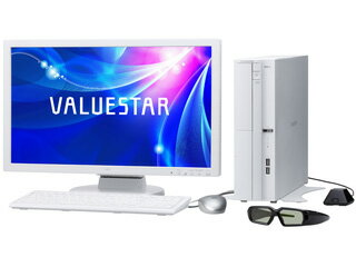 デスクトップPC「VALUESTAR L」(PC-VL750ES)