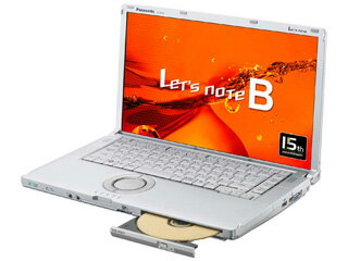 ノートPC「Let's note B10」(CF-B10E)