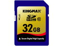 KINGMAX/キングマックス 【在庫限り】SDHCカード 32GB クラス10/Class10 KM-SDHC10X32G