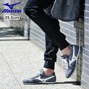 【クリアランススタート!】 mizuno/ミズノ D1GA1621-05 スニーカー スポーツスタイル MIZUNO RS88 【25.5】 (グレー×ホワイト)
