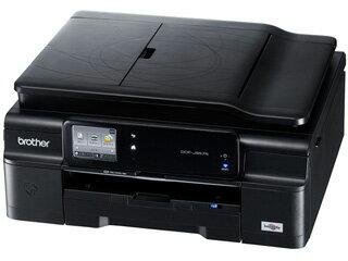 brother/ブラザー A4インクジェット複合機 PRIVIO/プリビオ 両面印刷/有線・無線LAN/ADF DCP-J957N-B ブラック