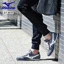 【クリアランススタート!】 mizuno/ミズノ D1GA1621-05 スニーカー スポーツスタイル MIZUNO RS88 【27.0】 (グレー×ホワイト)