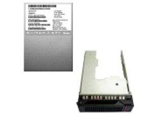 レノボ・ジャパン ThinkServer 480GB リードオプティマイズド 2.5in 6Gbps SSD (3.5inトレイ付) 4XB0F28621