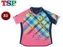 TSP/ティー・エス・ピー 032408-0300 レディスピクセルシャツ 【XO】 (ピンク)