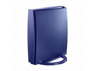 360コネクト採用11ac対応867Mbps無線LANルーターWN-AX1167GRミレニアム群青カラー
